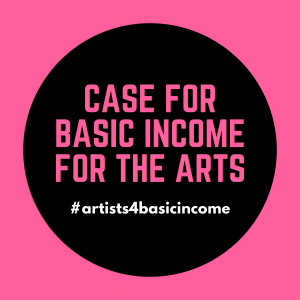 graphic for basic income