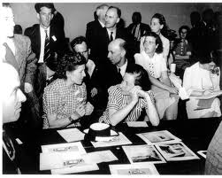 Artists Conference at Kingston, 1941